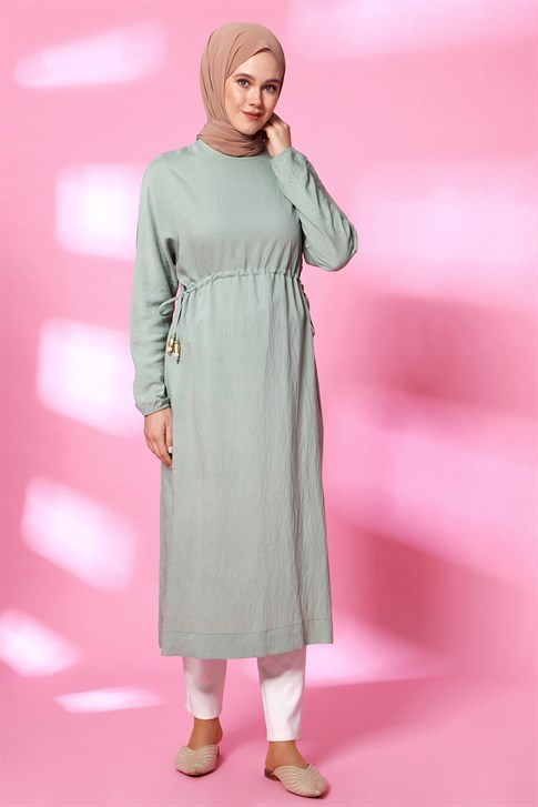 Armine Lacing Laced Tunic Mint 20Y9122