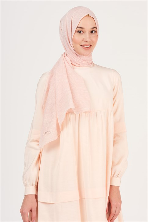 Armine Trend Sparkly Buse Shawl Pink