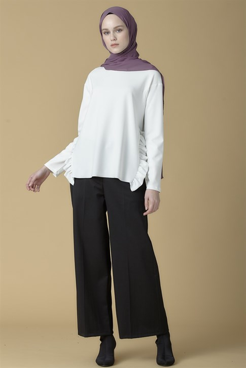 Armine Blouse White 9K3731
