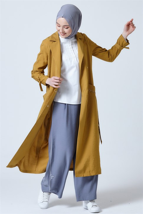 Armine Seasonal Topcoat Saffron 9Y8731
