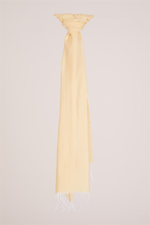 Armine Viscose Shawl Yellow S00OA0444059