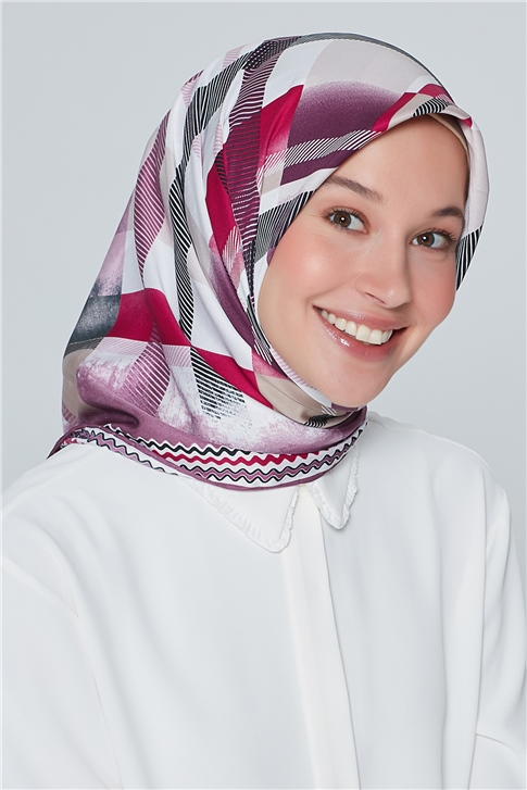 RAYON POLYESTER SCARF 10094P