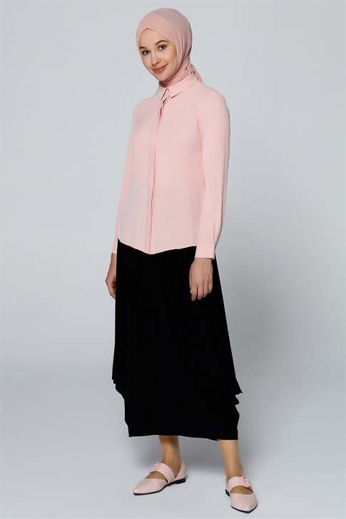 Armine Shirt Light Pink 9Y3668