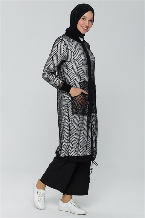 Armine Double Suit Black 9Y6723