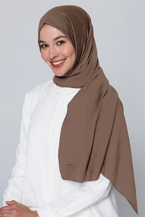 Armine Trend Elisa Shawl Brown